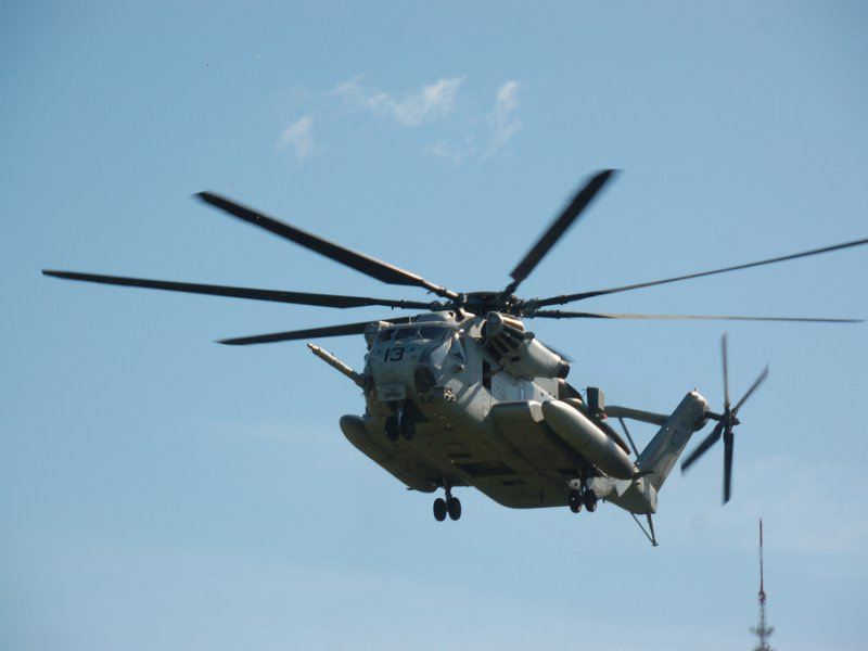 Sikorsky Aircraft CH-53 Sea Stallion (США)